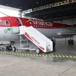 Avianca Brasil realiza voo de despedida do Fokker MK28