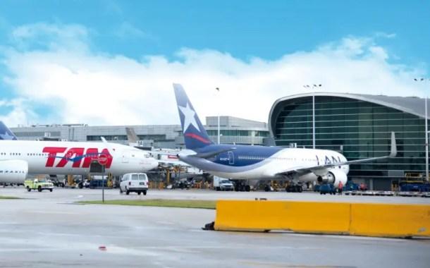Latam Airlines firma acordos com British e American Airlines