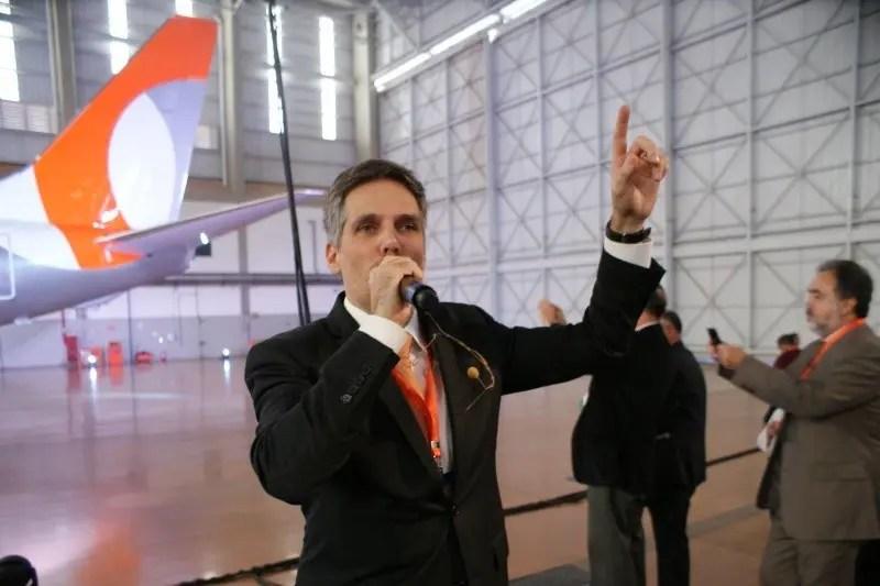 Gol diz que tem 20 aeronaves excedentes na malha para 2016