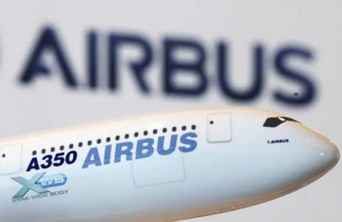 Airbus entrega a sua primeira aeronave produzida nos Estados Unidos