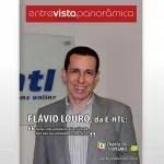 Nova edição da revista do DT tem Flávio Louro como entrevistado