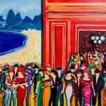 Exposição de David Dalmau acontece no Blue Tree Faria Lima nesta quinta (10)