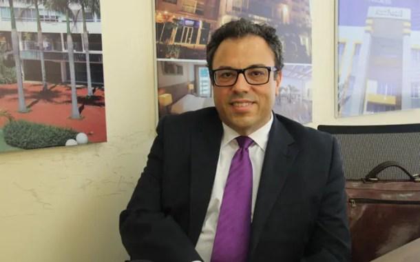 """Francisco Calvo, CEO da Hplus Hotelaria: """"administração enxuta e transparência"""""""