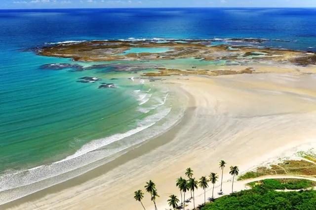 Porto de Galinhas é uma das praias mais populares do Instagram