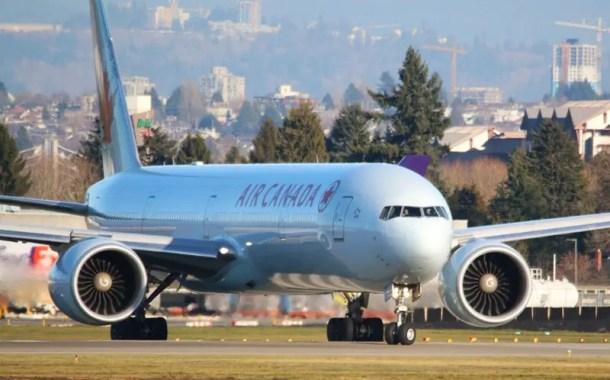Air Canada teve taxa de ocupação de 81,6% em 2015