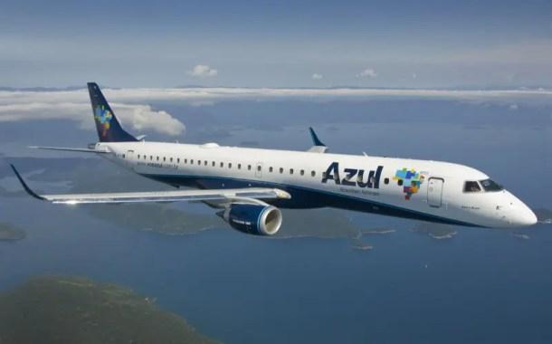Azul cortará oferta doméstica em 7% e enviará aeronaves à TAP, diz presidente