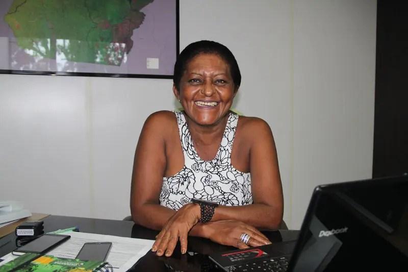 """Conceição Silva, da Secretaria de Turismo do Estado do Pará: """"destino encantador"""" (Foto: DT)"""