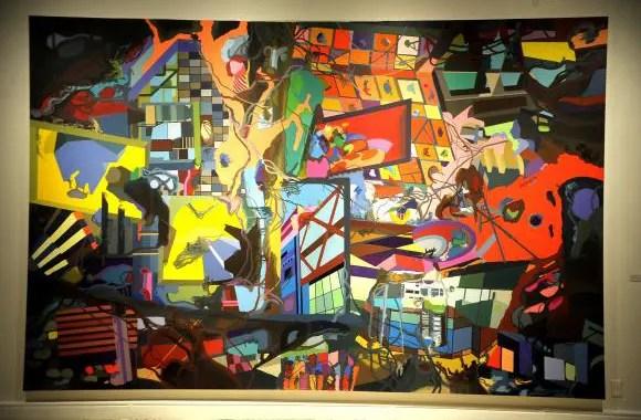Exposição traz ao Rio a arte contemporânea da Berlim pós-reunificação