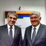 Fernando Santos é novo presidente da Aviesp