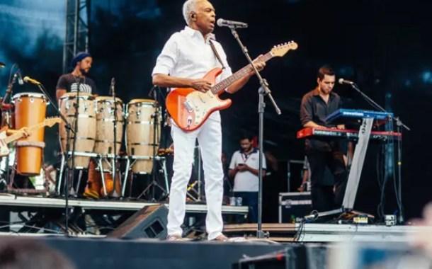 Comemorações do aniversário de São Paulo terminam com show de Gilberto Gil