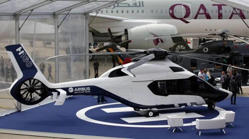 Airbus testa com Uber serviço de transporte em helicópteros