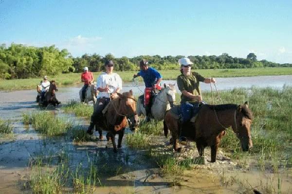 Ilha do Marajó tem novo produto turístico: a cavalgada