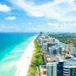 Miami é o destino mais caro para viagens de uma semana