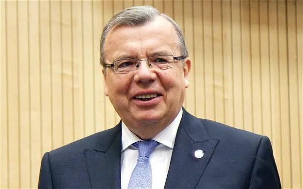 """Yuri Fedotov, diretor-executivo do Escritório das Nações Unidas contra Drogas e Crime (UNODC): """"expandir os benefícios doturismo, salvaguardando ao mesmo tempo as nossas sociedades"""","""