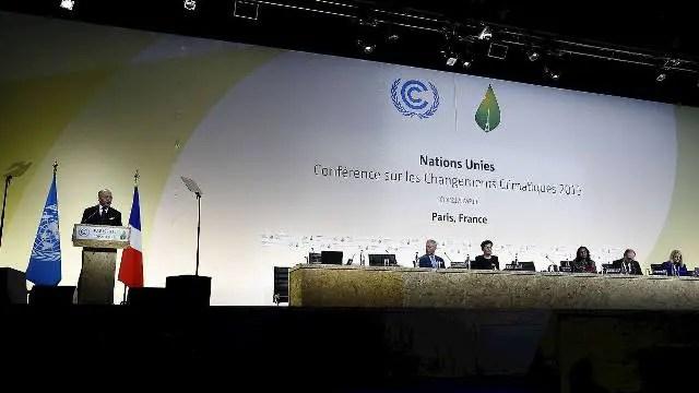 Na Cúpula do Clima, foi adotado o primeiro acordo global para diminuir o aquecimento desencadeado pelo homem com suas emissões de gases (Foto: www.rtve.es)