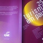 DIÁRIO recebe 25ª edição da revista Turismo em Pauta