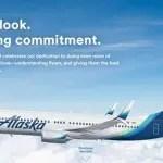 Alaska Airlines lança nova logomarca
