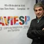 """Fernando Santos, presidente da Aviesp: """"Não pretendemos abrir as portas ao público final"""""""