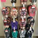 Boutique do La Torre Resort recebe sandálias Havaianas