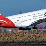 Qantas oferecerá internet grátis nos voos domésticos