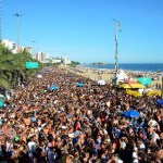 Carnaval movimenta a hotelaria no Brasil