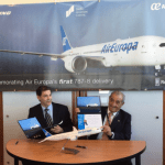 Air Europa recebe seu primeiro Boeing 787 Dreamliner