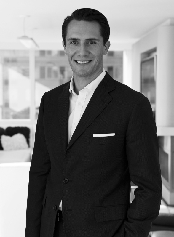Alex Andjel é o novovice-presidente de desenvolvimento do Virgin Hotels