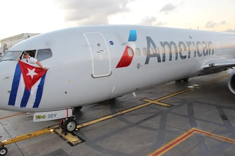 Segundo Datafolha, American Airlines é a melhor companhia aérea internacional