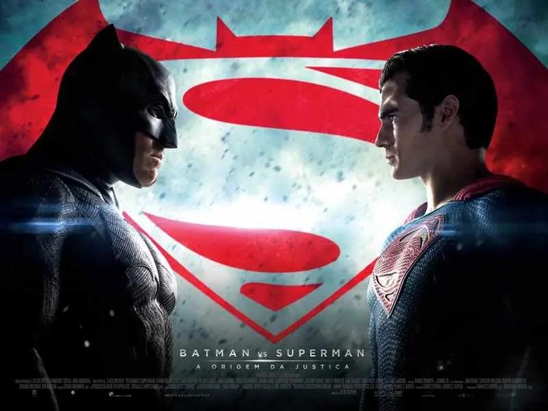 """""""Batman vs Superman"""" é atração de campanha da Atlantica em Ribeirão Preto"""