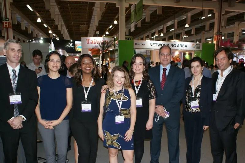 EBTs presentes na WTM Latin America