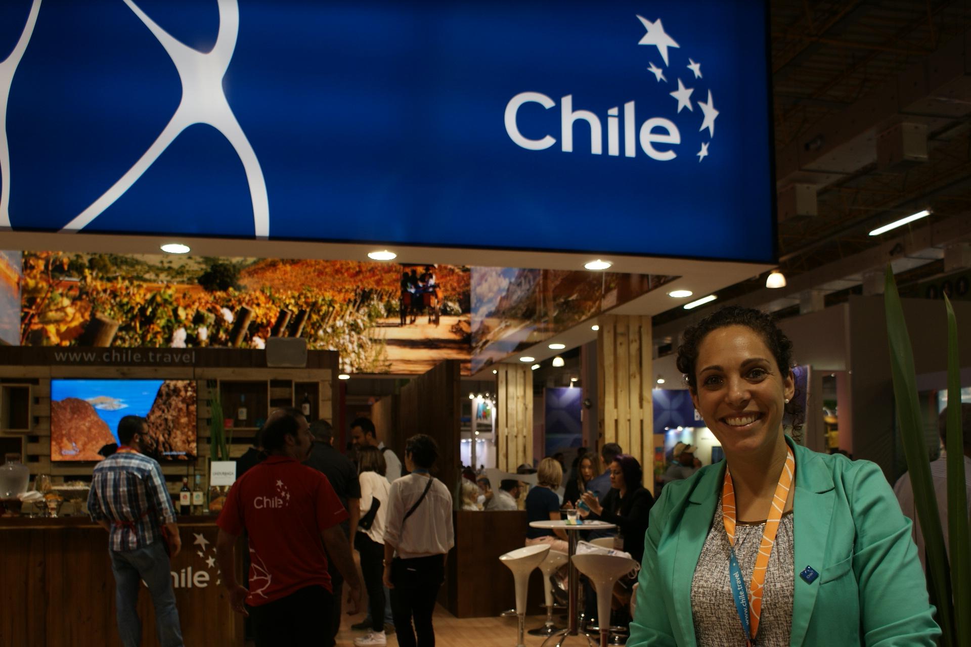 Chile lança sua temporada de inverno na WTM Latin America 2016