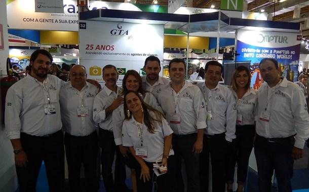 GTA incrementa relação com agentes durante a WTM Latin America