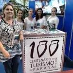 Paraná divulga 14 regiões turísticas no Salão de Turismo regional