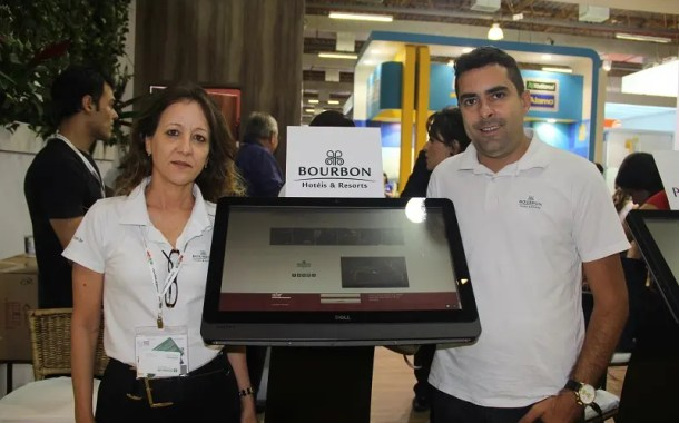 Bourbon participa da WTM no estande Resorts Brasil