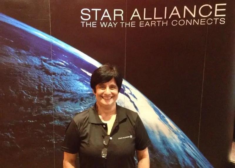 Marcia Galvão é nova coordenadora da Star Alliance no Brasil