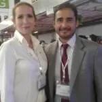 "Alexis Simonovic, presidente do Ente Mixto El Calafate: ""estamos esperando novas políticas comerciais"""