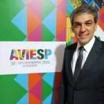 Fernando Santos abre 39ª AVIESP Expo de Negócios em Turismo