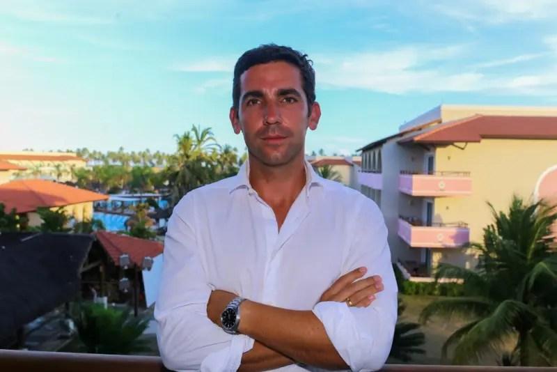 Jesús Zalvidea é o novo diretor-geral do Grand Palladium Imbassaí