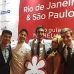 Restaurante MEE recebe novamente estrela do Guia Michelin