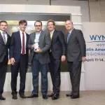 """Nobile recebe prêmio """"Inovação do Ano"""" por hotel em Guarulhos"""