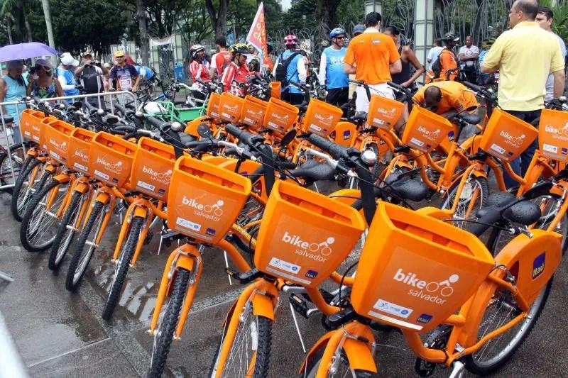Bike Turista em Salvador é direcionado a turistas nos hotéis