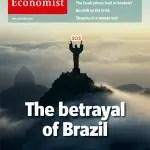 Dilma e classe política decepcionaram o país, diz 'The Economist'