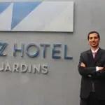 Para atrair o público corporativo, WZ Hotel Jardins tem novo Supervisor de Eventos