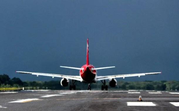 Demanda por transporte aéreo cai 7,8% em maio, revela Anac