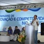 Luigi Rotunno participa do Seminário Inovação e Competitividade no Turismo em Porto Seguro