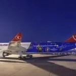 Turkish Airlines lança campanha para UEFA Euro 2016