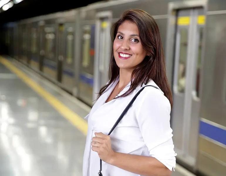 Victoria Altez, representante do Turismo do Chile no Brasil: