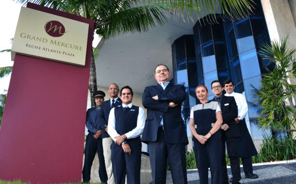 Carlos Dias é novo gerente-geral do Grand Mercure Recife Atlante Plaza