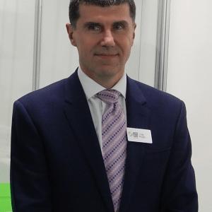 Craig Moyes, diretor do Portfólio de Feiras da WTM (Foto: DT)