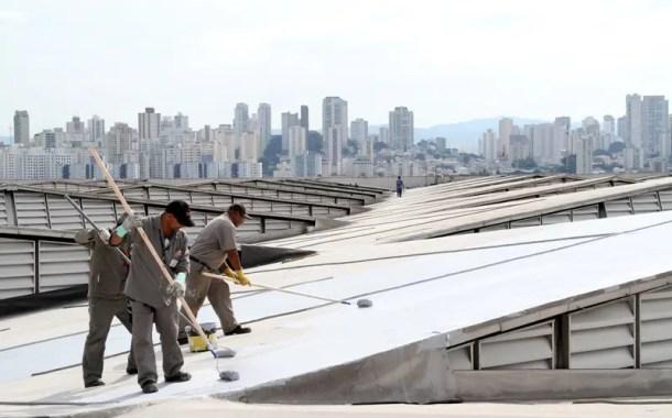 Anhembi passa por reformas em sua infraestrutura